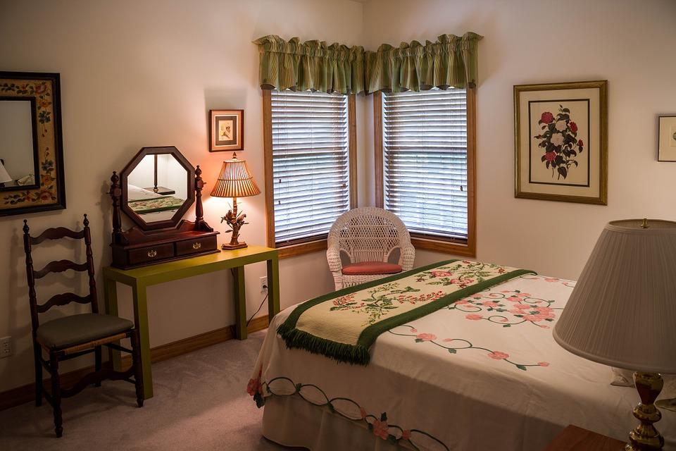 Coiffeuse meuble de chambre